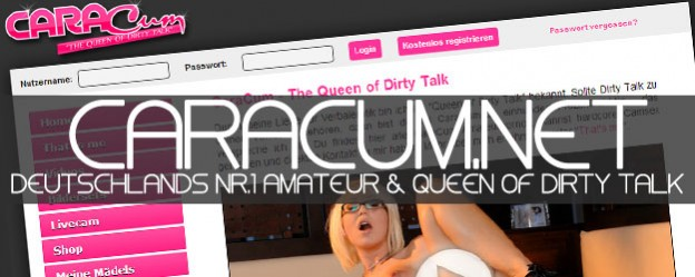 caracum.net - Queen of Dirty Talk