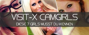 Top Camgirls bei VISIT-X